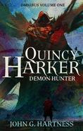 'Quincy Harker, Demon Hunter - Omnibus Volume One'